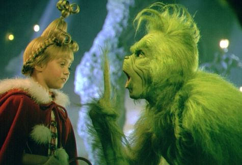 the grinch and cindy lou who